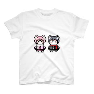 ありうどとさくらだま T-shirts
