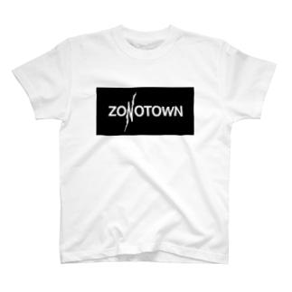 ZONOTOWN_溝の口 Tシャツ