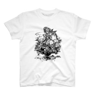 安気 T-shirts