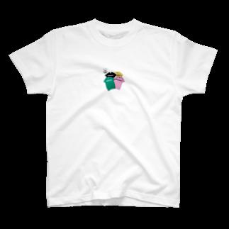 farclrpのグッチ 半袖 Tシャツ 綿 通気 夏 メンズ レディース GUCCI  T-shirts