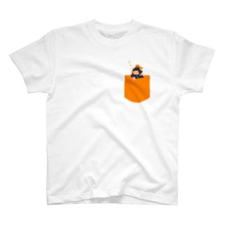 おやすみ忍者 T-shirts