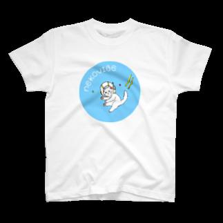 ねこバイブのねこバイブ T-shirts