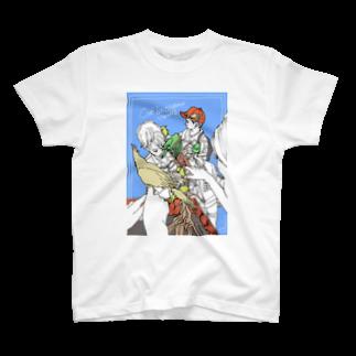 Anriのシテの小鳥売り T-shirts