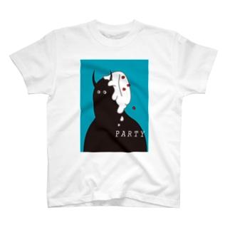 パーティータイム T-shirts