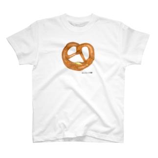 プレッツェル T-shirts