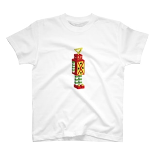 ロボット No.3 T-shirts