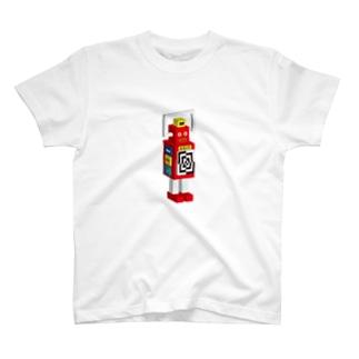 SUPER ROBOT MAKER T-shirts
