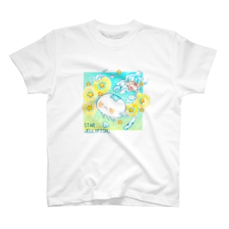 JELLYFISH STAR T-shirts