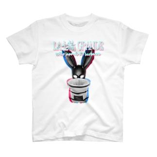 LA七輪GRANDE Tシャツ