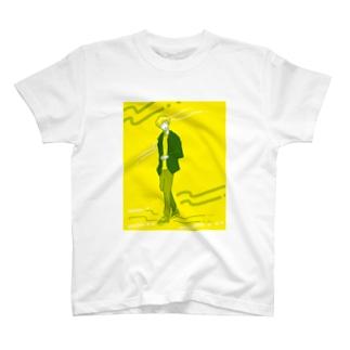 yellow boy T-shirts