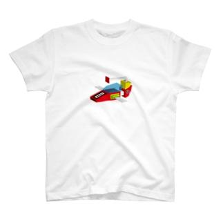 SUPER JET T-shirts