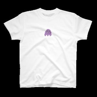 kakukakuのムラサキ氏 T-shirts