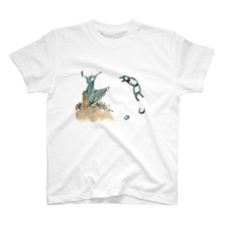 自由!! T-shirts