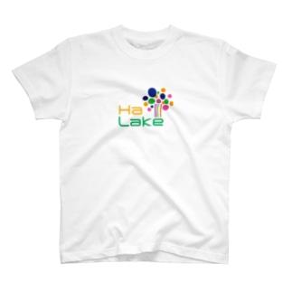 コワーキングスペースHaLake公式アイテム! T-shirts