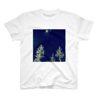 雪景色 T-shirts