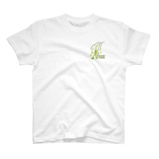 スターダスト「グリーン」 T-shirts