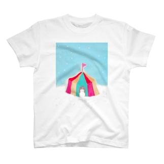 あたたかいボクのおうち T-shirts