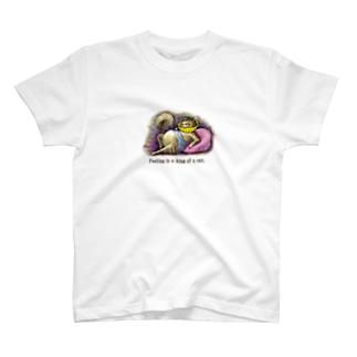 エリザベスCAT T-shirts