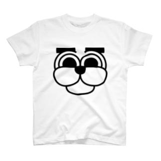 まゆげわんこ T-shirts