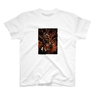 浮遊ガール T-shirts