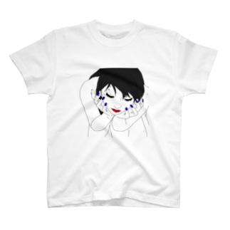 アイブロウ&ラブレット女ノ子 T-shirts
