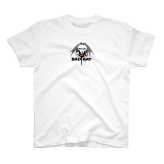 BAD BAT T-shirts