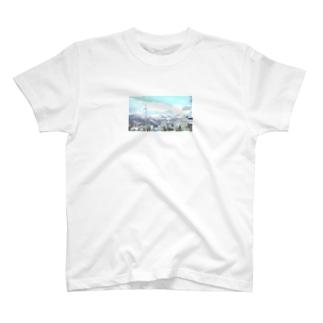 山 T-shirts