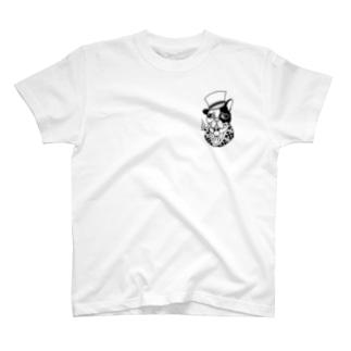 hello taro japan T-shirts