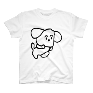旅する犬(日本語) T-shirts