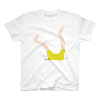 足.山吹 T-shirts