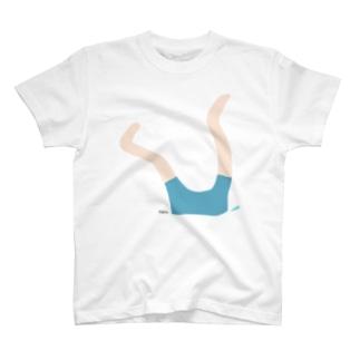 足.碧 T-shirts