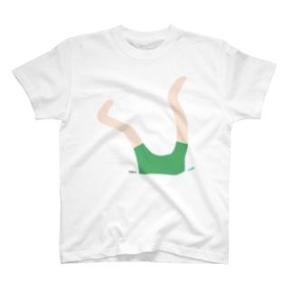 足.翠 T-shirts