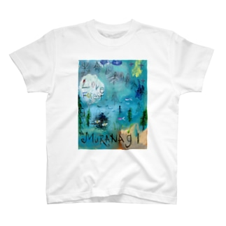 ムラナギ/森ノ怪 T-shirts