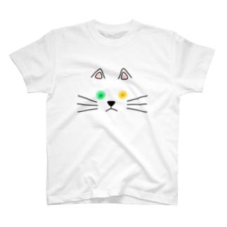 オッドアイ T-shirts