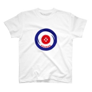 パ紋No.3338 GEORGE T-shirts