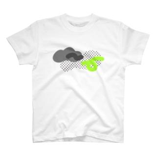 モニョモニョ ドット T-shirts