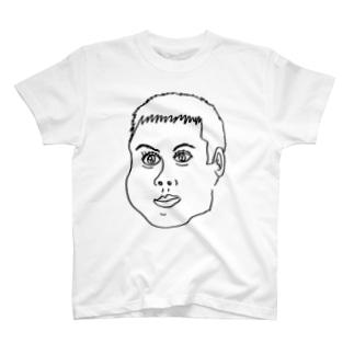 6階の人 T-shirts