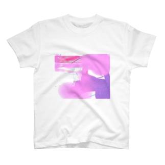 Fresh pink T-shirts