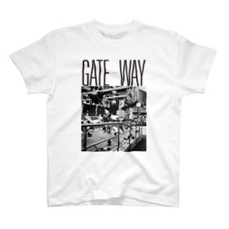 gate_away T-shirts
