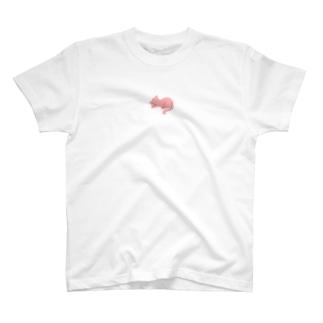 桜ねこ T-shirts