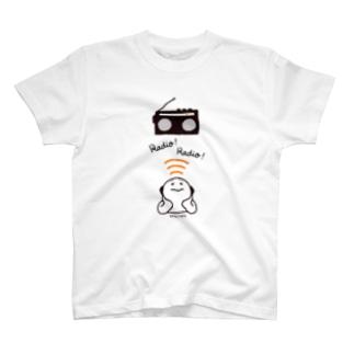 Radio! Radio! T-shirts