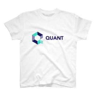 仮想通貨 Quant T-shirts