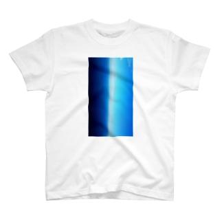 laser beam T-shirts