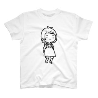 ヘンテコTシャツ1号 T-shirts