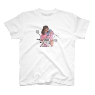 sunam san's custom T-shirts