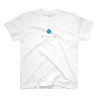 Ontology オントロジー Tシャツ