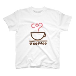 クラクラコーヒー部 T-shirts