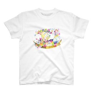 サトウレイナのクマの育児 Tシャツ