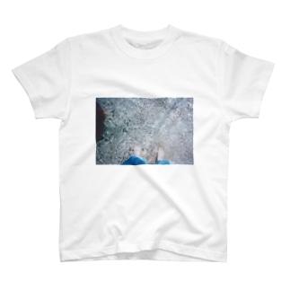夏の足もと T-shirts