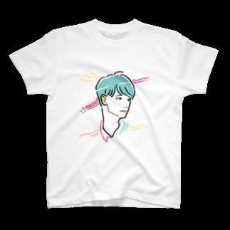 hamのうれいBOY T-shirts